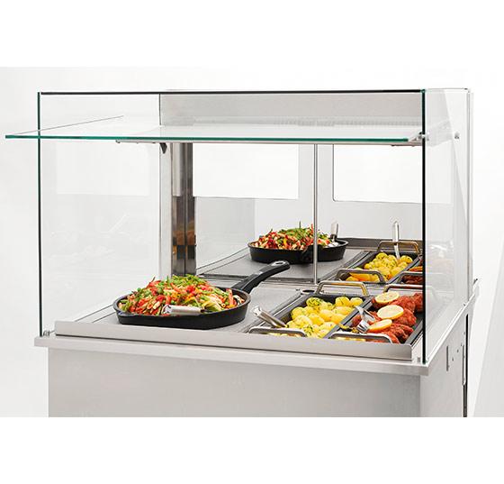 Холодильные витрины Ideal-AKE